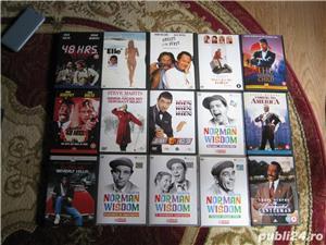 COMEDII DVD FILME ORIGINALE,EDDIE MURPHY,BILLY CRISTAL,ROBBIN WILLIAMS,MR BEAN,NORMAN WISDOM,D.MOORE - imagine 2
