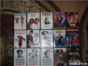 COMEDII DVD FILME ORIGINALE,EDDIE MURPHY,BILLY CRISTAL,ROBBIN WILLIAMS,MR BEAN,NORMAN WISDOM,D.MOORE - imagine 7