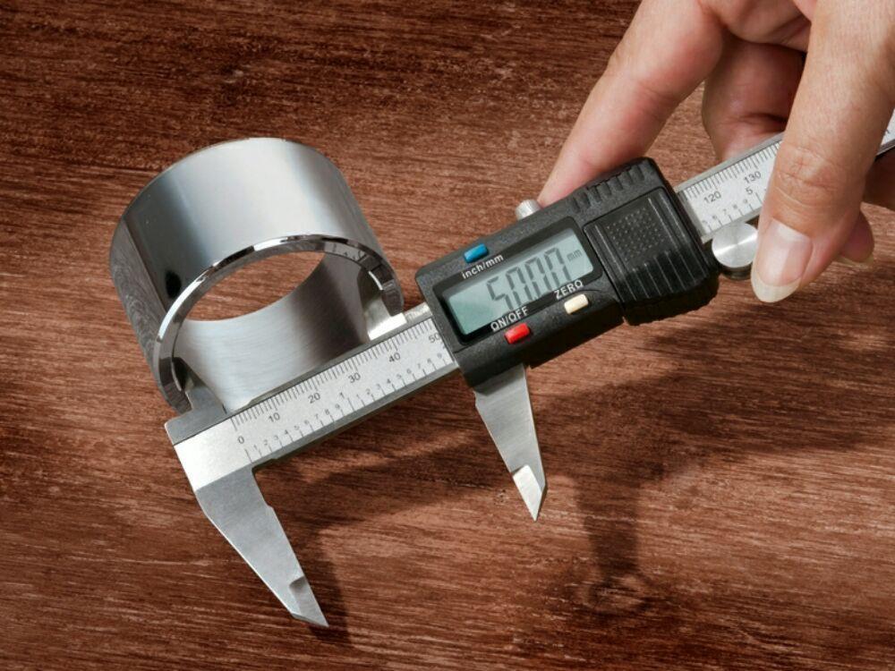 Subler Digital din otel inoxidabil Powerfix 150 mm - imagine 9