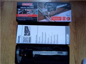Subler Digital din otel inoxidabil Powerfix 150 mm - imagine 6