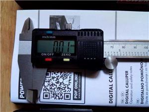 Subler Digital din otel inoxidabil Powerfix 150 mm - imagine 2