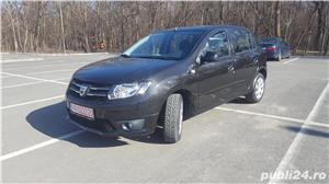 Dacia Sandero TVA Inclus Leasing/Credit direct in Parc  - imagine 4