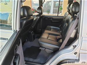 Hyundai galloper,AVANS 0,RATE FIXE,motor 2500 TDI,100 CP,Clima,7 locuri,4x4 - imagine 9