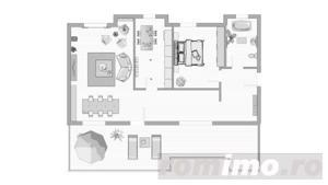 Apartamente 1, 2 camere-discounturi si locuri de parcare bonus! - imagine 7