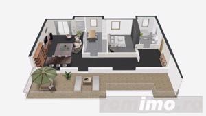 Apartamente 1, 2 camere-discounturi si locuri de parcare bonus! - imagine 6