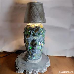 Lampa statuie/cap manechin lux! - imagine 3