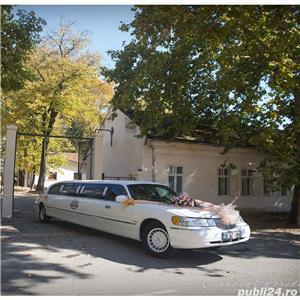 Limuzina pentru nunti Arad-Timis-Hunedoara-Bihor - imagine 2