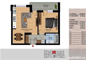 Apartament 2 camere Metalurgiei, Aparatorii Patriei metrou, 48.500 euro - imagine 9