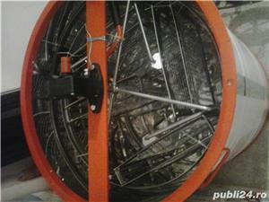 centrifuga apicola noua inox 3 rame - imagine 6