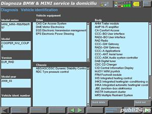 Diagnoza Mini & BMW testare cu tester auto + service rapid reparatii electrica la domiciliu - imagine 2