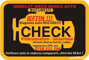 Diagnoza auto Bucuresti vw audi seat skoda opel ford dacia renault peugeot nissan etc - 0728.221.294 - imagine 1