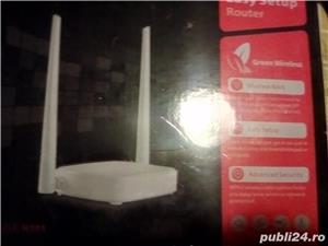 Router TP-Link Archer,5 antene, Gigabit,Nou sau Wi-fi Extender - imagine 5