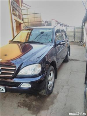 MERCEDES BENZ ML 270 - imagine 3