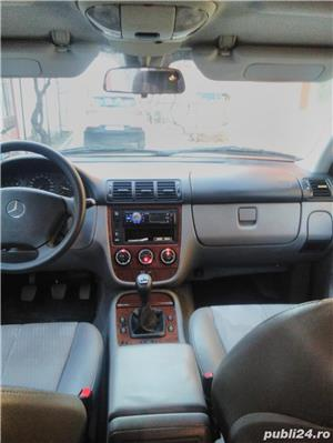 MERCEDES BENZ ML 270 - imagine 7
