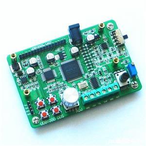 Generator semnal 0.01Hz-5MHz, DDS, Sine Square Triangle, sinus digital - imagine 4