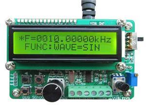 Generator semnal 0.01Hz-5MHz, DDS, Sine Square Triangle, sinus digital - imagine 3