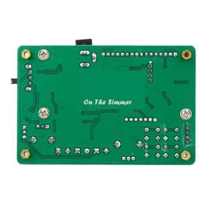Generator semnal 0.01Hz-5MHz, DDS, Sine Square Triangle, sinus digital - imagine 5