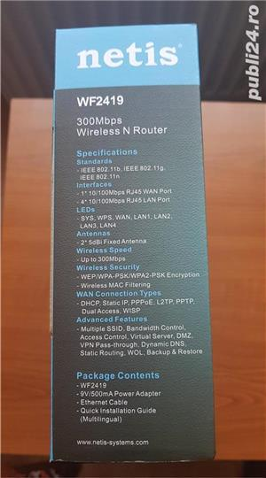 Vand router wireless 300Mbps - imagine 4