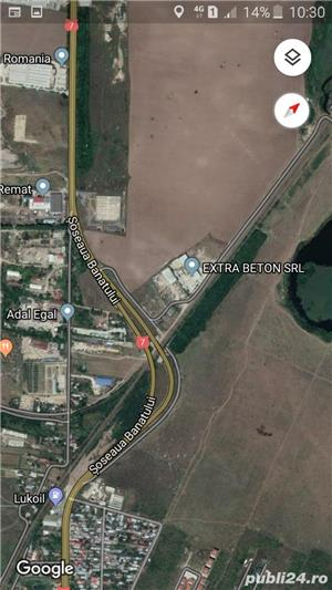 teren  industrial pentru hala Chitila, 5.000 mp  - imagine 1
