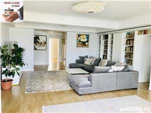 P-ta Charles de Gaulle - Calea Dorobanti  Apartament LUX  6 camere,  200mp., terase mari, et. 5/6 - imagine 4