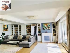 P-ta Charles de Gaulle - Calea Dorobanti  Apartament LUX  6 camere,  200mp., terase mari, et. 5/6 - imagine 11