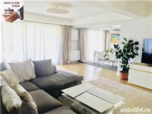 P-ta Charles de Gaulle - Calea Dorobanti  Apartament LUX  6 camere,  200mp., terase mari, et. 5/6 - imagine 2