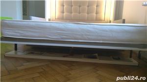 Ocazie! Pat rabatabil vertical cu canapea, pentru saltea de 160x200cm - imagine 5