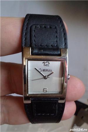 Ceas de dama MORGAN M873B, stare foarte buna, functional - imagine 2