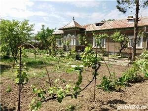 Vând casă cu teren de 6800m2, sat Iazurile județul Tulcea  - imagine 1