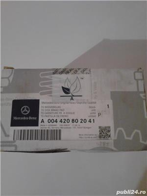 Placute frana Mercedes S-class -W221-cod A004420802041 - imagine 2