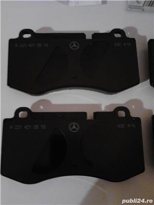 Placute frana Mercedes S-class -W221-cod A004420802041 - imagine 5