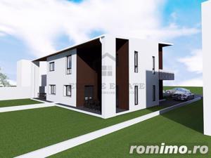 Duplex 128mp utili 335mp teren proprietate pretabila pentru locuit - imagine 3
