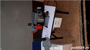 Masina de aplicat cant abs - imagine 1
