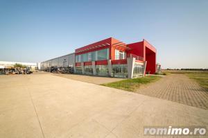 PREȚ REDUS - Spațiu industrial de 2,670 mp de închiriat în Zona Sud - imagine 1