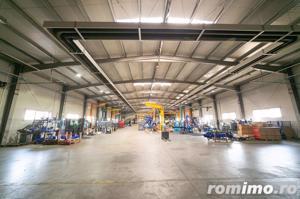 PREȚ REDUS - Spațiu industrial de 2,670 mp de închiriat în Zona Sud - imagine 6
