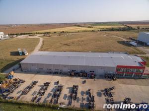 PREȚ REDUS - Spațiu industrial de 2,670 mp de închiriat în Zona Sud - imagine 2