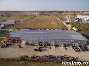 PREȚ REDUS - Spațiu industrial de 2,670 mp de închiriat în Zona Sud - imagine 3