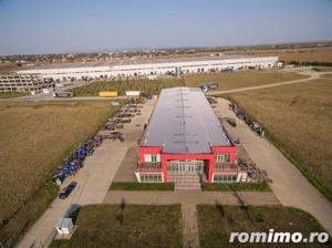 PREȚ REDUS - Spațiu industrial de 2,670 mp de închiriat în Zona Sud - imagine 4