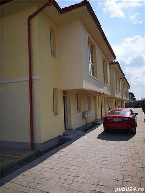Proprietar, casa noua - zona Girocului, la asfalt, 3 camere, 2 bai, 90 mp utili - pret de apartament - imagine 1