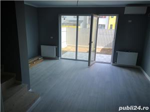 Proprietar, casa noua - zona Girocului, la asfalt, 3 camere, 2 bai, 90 mp utili - pret de apartament - imagine 6