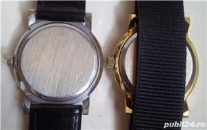 2 ceasuri mecanice LUCH, stare excelentă, funcţionale - imagine 3