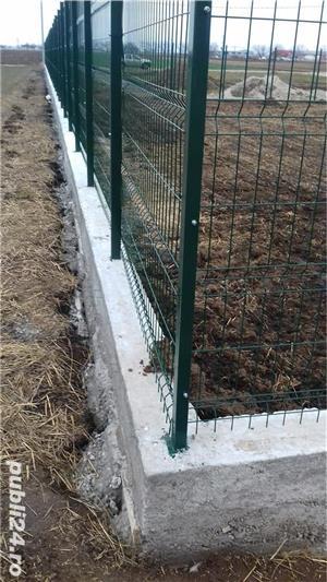 construim garduri,montam garduri din placi de beton - imagine 8