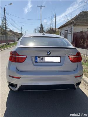 BMW X6 2010 XDrive BiTurbo 4.0d 306 Cp/ SoftClose Usi/ Camera 360/ Trapa  - imagine 6