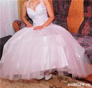 Rochiță mireasă  - imagine 4