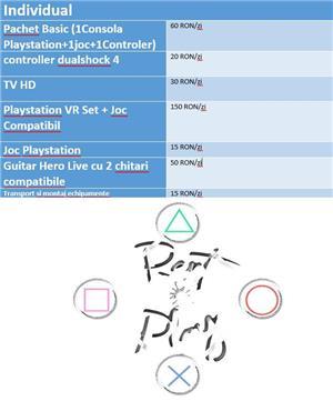 Console PS4, VR, TV, Jocuri de inchiriat - imagine 5