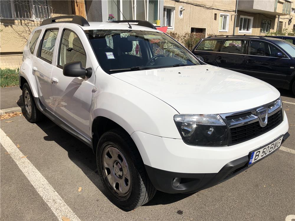 Dacia Duster 4x4 - imagine 5