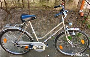 Bicicleta RECKE Special cu 3 viteze - imagine 6