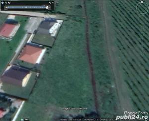 Vand teren intravilan de constructii 325 mp. situat in Sibiu str. Oborul de vite - imagine 3