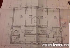 Duplex 4 camere, teren 277 mp, NOU, in Giroc - imagine 4