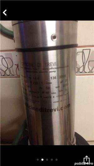Pompa apa inox specială noua  - imagine 5